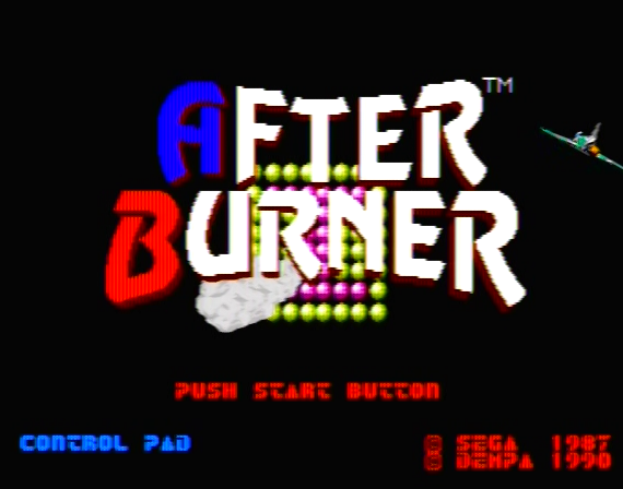 After Burner Genesis 1 32X  Composite - 26855 Colors
