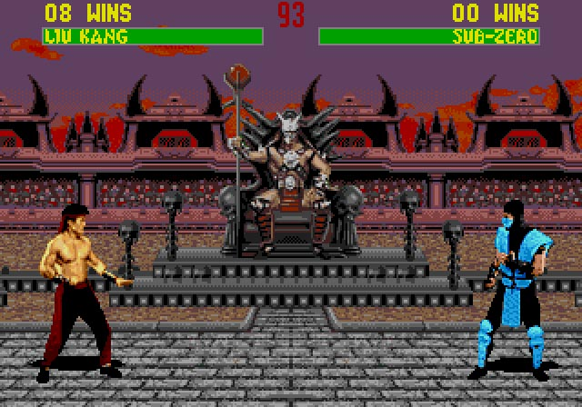 Arena - Genesis Emulation