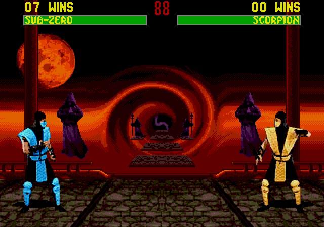 Portal - Genesis Emulation