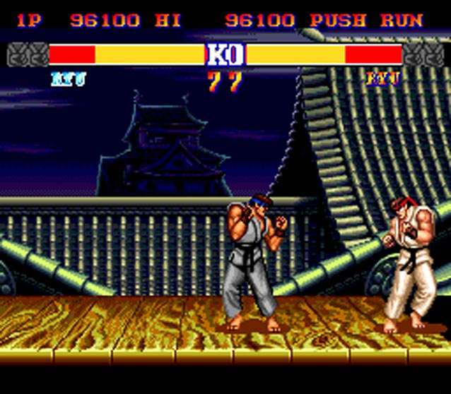 street fighter 2 turbo emulator