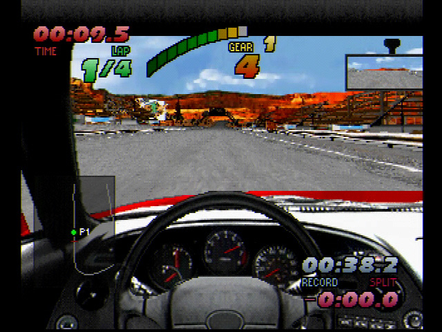 Need for Speed - PS1 S-Video