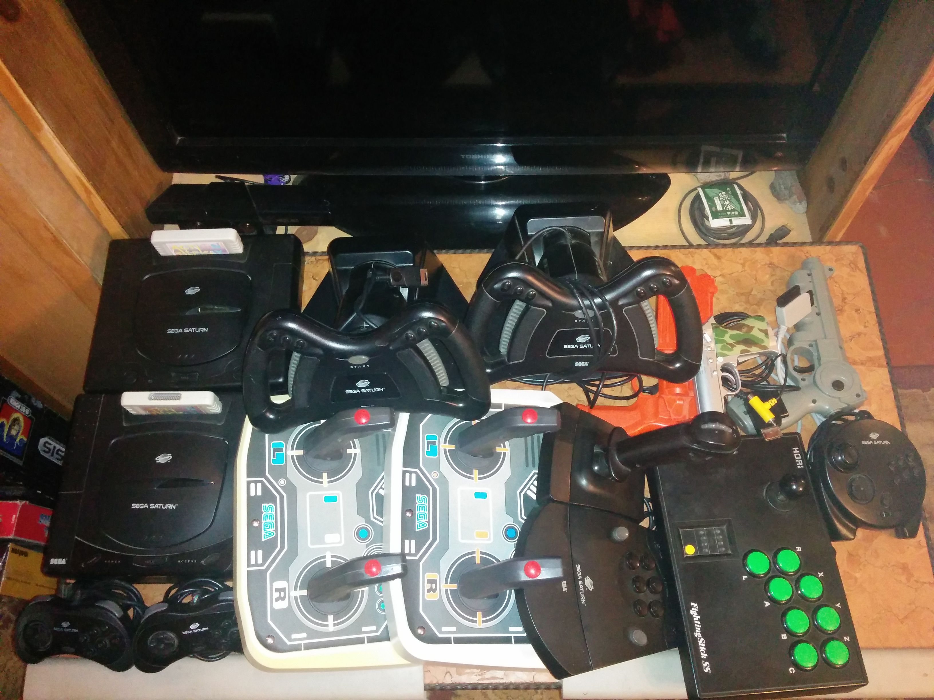 Consoles and Peripherals